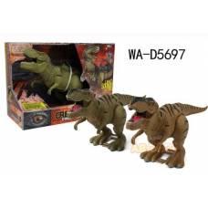 Динозавр, звуковые эффекты, 2 цвета в ассортименте. Junfa Toys
