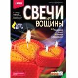 Изготовление гелевых свечей