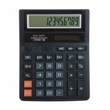 Калькулятор настольный, 12-разрядный, SDC-888T, питание от батарейки-таблетки Sima-Land