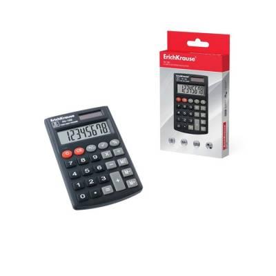 Калькулятор карманный 8-разрядный Erich Krause PC-102 Erich Krause