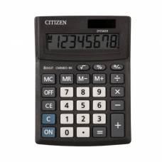 Калькулятор настольный 8-разрядный CMB801BK, 103х138х24 мм Citizen