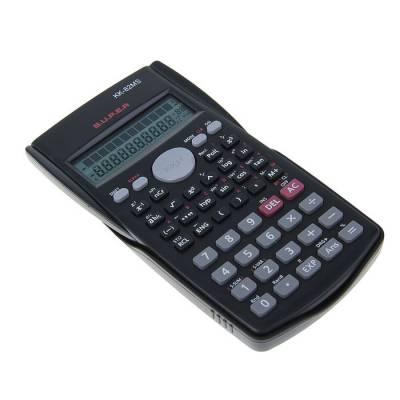 Калькулятор инженерный 10-разрядный KK-82MS двухстрочный Sima-Land