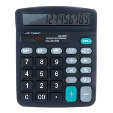 Калькулятор настольный, 12-разрядный, 302, двойное питание Kadio