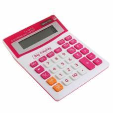 Калькулятор настольный 12-разрядный KK-1200V двойное питание Sima-Land