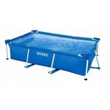 Каркасный бассейн Restangular frame Intex