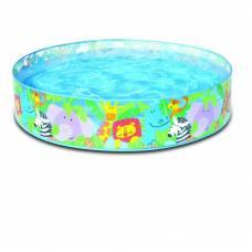 Жесткий бассейн