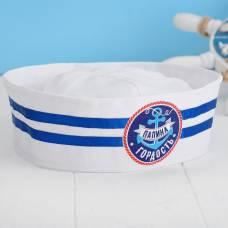 Шляпа юнга детская