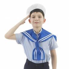 Бескозырка моряка, обхват головы 56-60 см Sima-Land