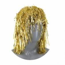 Карнавальный парик из мишуры