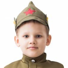 Будёновка, р-р 56 см Бока