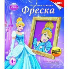 Картина из песка Disney Princess