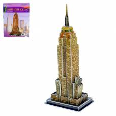 Конструктор 3D Empire state bulding Sima-Land