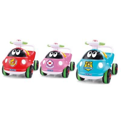 Машина каталка 2 в 1 Ride on Car (звук, свет) Shenzhen Toys