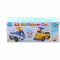 Машинка с глазками J.R. Ride-on Car (звук)