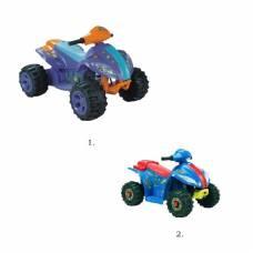 Квадроцикл Quatro (на аккум.), синий