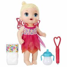 Кукла малышка-фея Baby Alive Hasbro