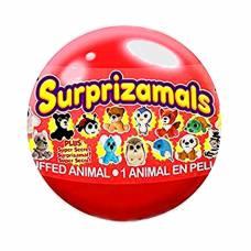 Мягкая игрушка Surprizamals в капсуле (серия 4) Beverly Hills Teddy Bear