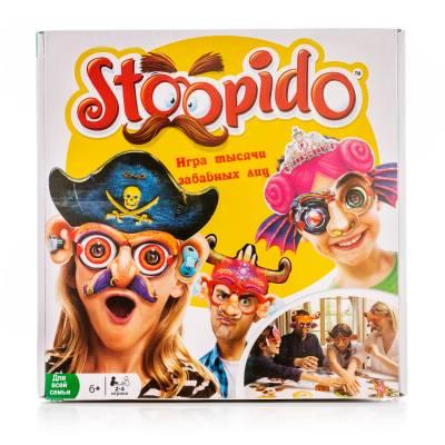 Настольная игра Stoopido Ooba