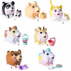Игровой набор из 2 коллекционных фигурок Chubby Puppies (движение) Spin Master