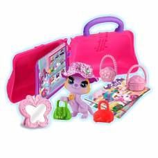 Игровой набор Kitty Club Shopping - Магазин в сумочке Dracco