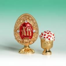 Яйцо-шкатулка «Верба» (кулич), 2 х 3,4 см Sima-Land