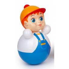 Игрушка-неваляшка, в пакете Котовский завод пластмасс