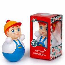 Игрушка-неваляшка, в художественной упаковке Котовский завод пластмасс