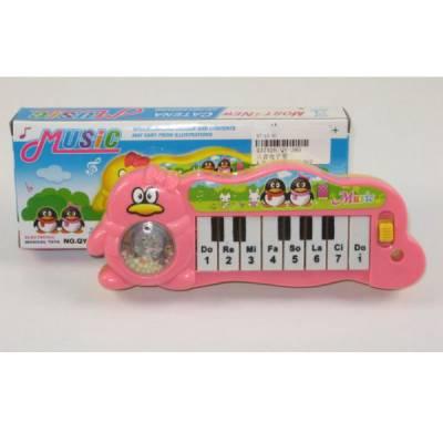 Детское пианино Music