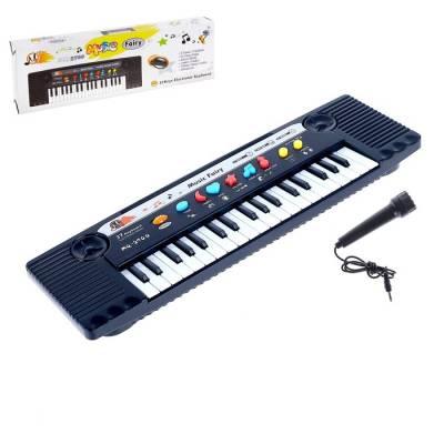 Синтезатор «Мечта» с микрофоном, 37 клавиш Sima-Land
