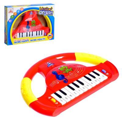Развивающая игрушка «Руль», световые и звуковые эффекты Sima-Land