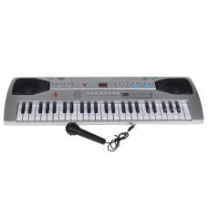 Детский синтезатор DoReMi, 49 клавиш Rinzo