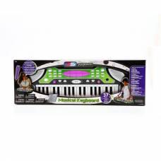 Синтезатор Super Sonic с микрофоном, 37 клавиш SS Music