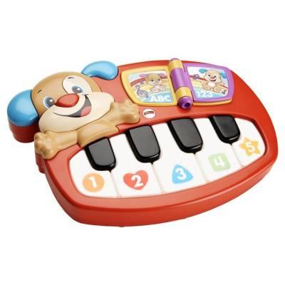Развивающая музыкальная игрушка «Пианино-щенок» Mattel