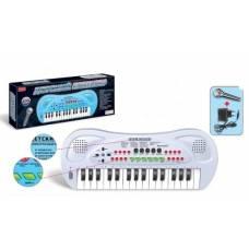 Синтезатор с микрофоном, 32 клавиши Zhorya