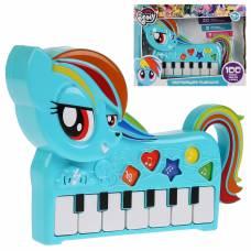Обучающее пианино My little Pony, работает от батареек Умка