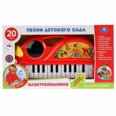 Электропианино, 22 детские песни Умка