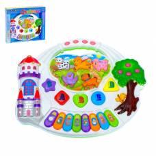Музыкальная игрушка-ионика «Замок», световые и звуковые эффекты Sima-Land