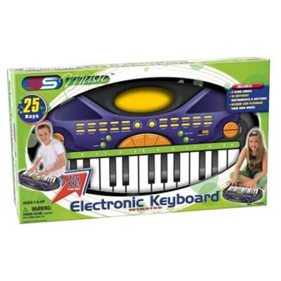Синтезатор Super Sonic, 25 клавиш SS Music