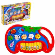 Музыкальная игрушка-ионика «Ферма», английская озвучка, работает от батареек Sima-Land