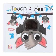 Книжки Touch & feel «В лесу» Malamalama