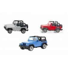 Коллекционная машинка Jeep Wrangler, 1:55 Siku