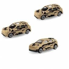 Машинка Junior Motors - Military Sahara Allroad, 1:56 Autotime (Autogrand)