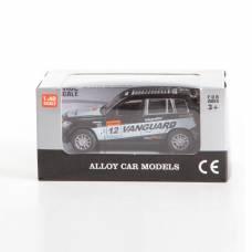 Инерционный джип Alloy Car Models, 1:40