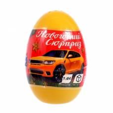 АВТОГРАД Металлическая машинка в яйце