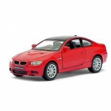 Машина металлическая BMW M3 Coupe, масштаб 1:36, открываются двери, инерция Kinsmart