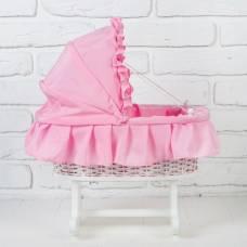 Кровать - качалка для кукол