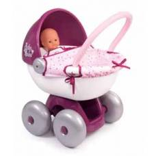 Baby Nurse Коляска для кукол, 35х52х58 см, 1/3 Smoby