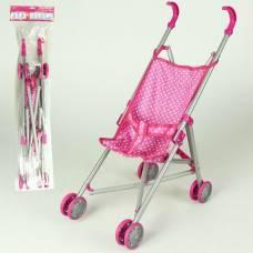 Коляска-трость для кукол, металлическая, складная Shantou