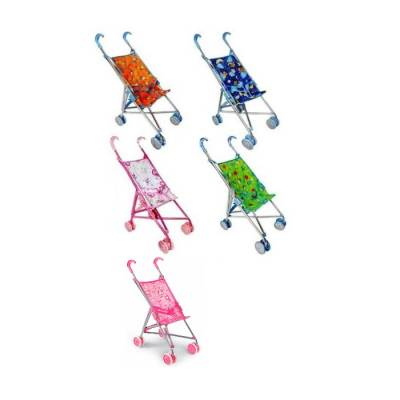 Прогулочная коляска-трость для кукол Melogo