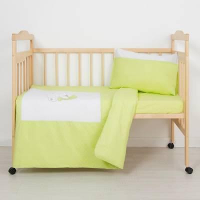 Детское постельное бельё (3 предмета), цвет6036-2 ПАПИТТО